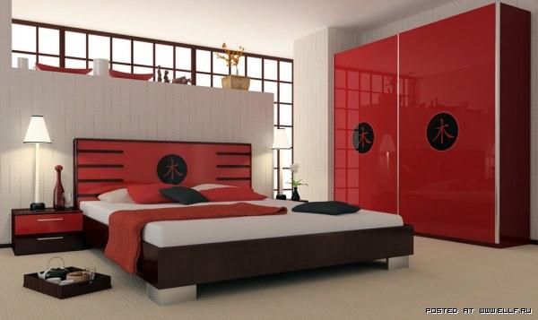 Решения дизайна в Китайском стиле